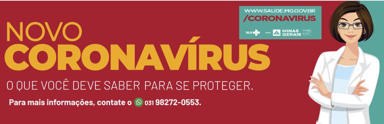 CORONAVÍRUS - O que você precisa saber para se proteger